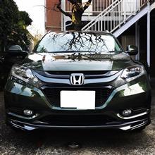 ヴェゼルハイブリッドModulo / Honda Access モデューログリル 改の全体画像