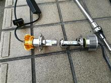 ZZR400Sphere Light スフィアLED RIZINGの単体画像