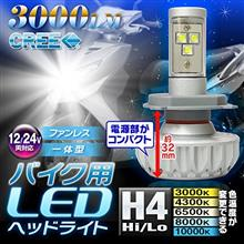 CB750e-auto-fun LEDヘッドライトの単体画像