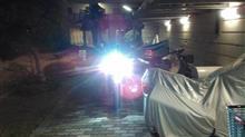 CB750e-auto-fun LEDヘッドライトの全体画像