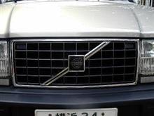 940 (セダン)ボルボ(純正) 940ターボ 格子グリル(95年式モデル専用)の単体画像