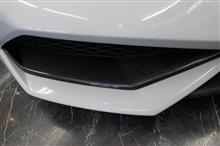 ウラカン (クーペ)RIVISE ランボルギーニ・ウラカン用カーボンパーツ(フロント)の単体画像