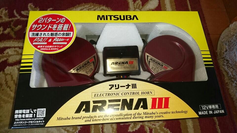 MITSUBA / ミツバサンコーワ アリーナⅢ