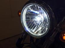 XJR400RIPF MULTI REFLECTOR HEAD LAMP / HL-42の単体画像