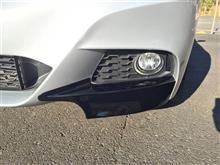 3シリーズグランツーリスモメーカー・ブランド不明 F34 Unpainted Front Bumper Diffuser Splitter Apron for BMW F34 328i GT 335i GTM-tech M-sport bumper の全体画像