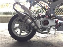 ZZ (ジーツー)ウィンドジャマーズ ユーロレーシングチャンバーの単体画像