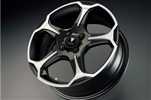 ラクティストヨタモデリスタ / MODELLISTA X-CLAW(マッドブラック+ポリッシュ)の単体画像