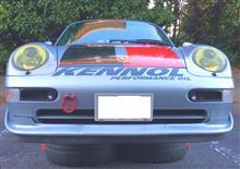 993 カレラトヨタ(純正) シエンタ NCP81用 フロントリップスポイラーの単体画像