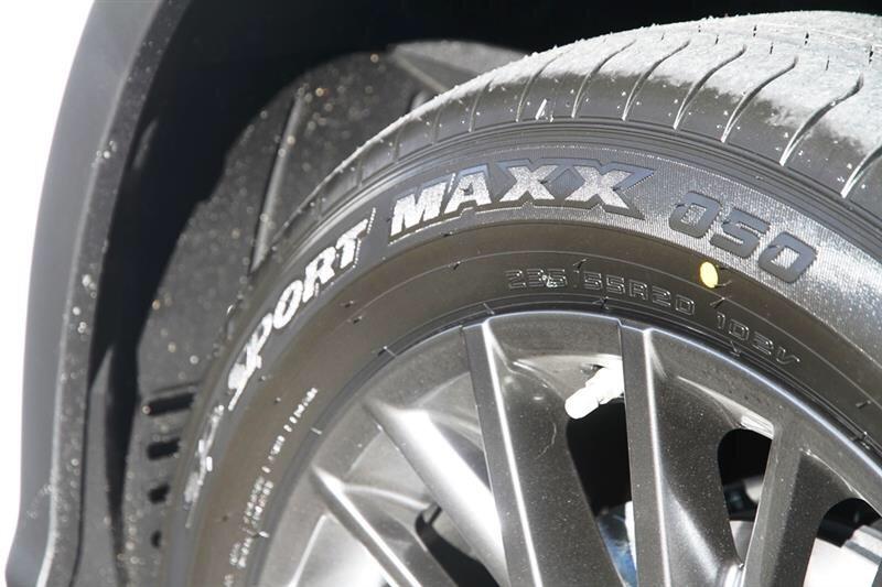 DUNLOP DUNLOP SP SPORT MAXX 050 235/55R20