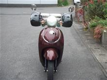 ジョルノ不明(Amazon) バイク用LEDヘッドライト 直流(DC)タイプ H4 Hi/Lo切り替えタイプ 12W 800Lm ホワイトの全体画像