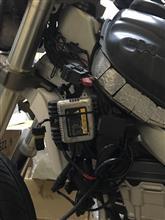 WR250R不明 HID H4 ハイロースライド式の全体画像