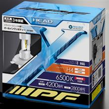 ハイゼットキャディーIPF LED HEAD LAMP CONVERSION KIT H4 6500K 341HLBの単体画像