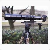 ボーグ BORG 107FL  望遠レンズセット
