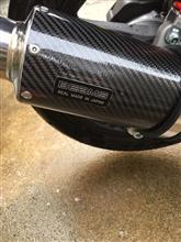 PCX Special EditionBEAMS SS300カーボンSPの全体画像