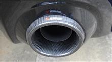 クリオ ルノー・スポールAKRAPOVIC Evolution Exhaust Systemの単体画像