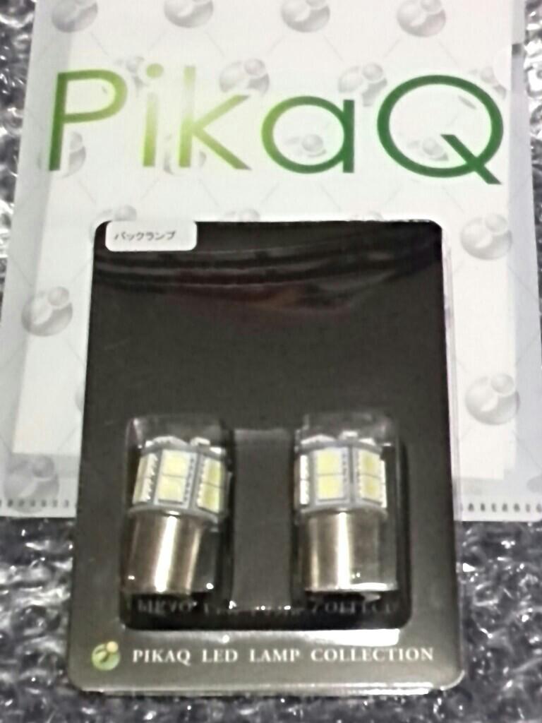 ピカキュウ S25S HYPER SMD 18連 シングル口金球 LEDカラー:ホワイト 無極性