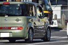 キューブLARGUS フルタップ式車高調の全体画像