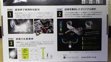 モンキーFIサインハウス LED RIBBON  LEDヘッドライトKIT PH7型の全体画像