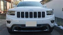 Jeep(純正) LA1用クロームバンパー