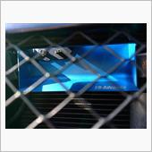 YR-Advance エアクリ導風板