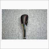 Leather Custom FIRST T32エクストレイル用純正ATノブカスタム