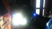 Ninja1000Sphere Light LED ヘッドライト H7 6000Kの単体画像