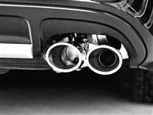 S4 アバント (ワゴン)Capristo Automotive Exhaust System for S4 V6の単体画像