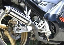 CBR250R MC17モリワキ フォーサイトEMUの単体画像
