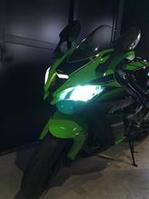 ZX-10R不明 HID 55W 6000Kの単体画像