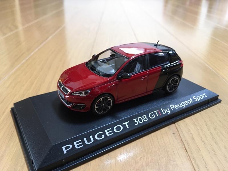 NOREV 1/43 PEUGEOT 308 GTi by Peugeot Sport
