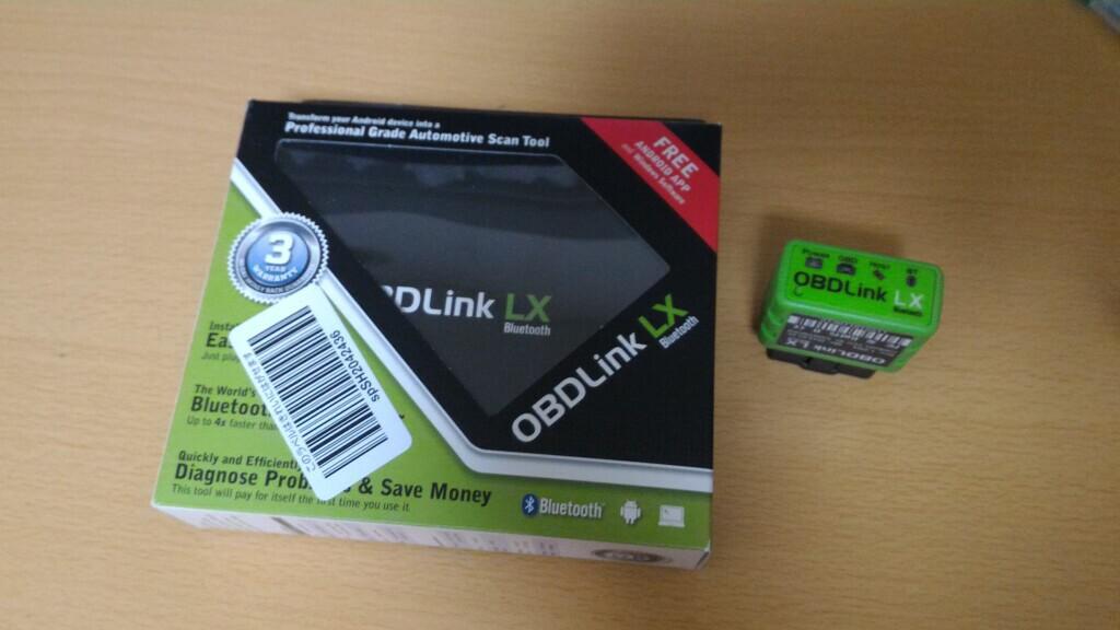 Scan Tool OBDLink LX