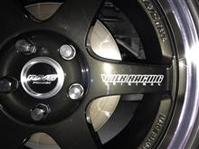 ステップワゴン モデューロXRAYS VOLK RACING VOLK RACING TE37 TOKYO TIME ATTACK Progressive Modelの単体画像