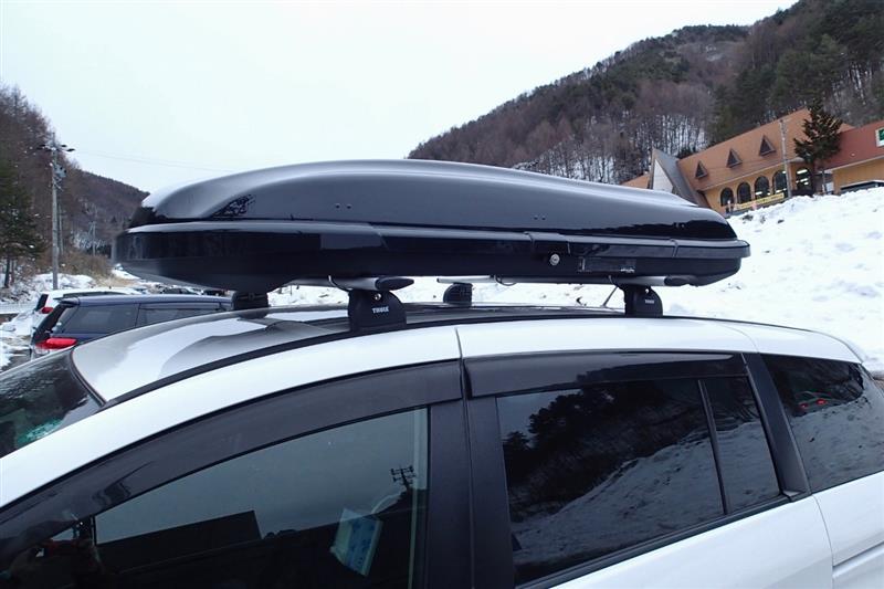 CAR MATE / カーメイト inno inno ルーフボックス33 ブラック / BR33BK