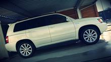クルーガーL北米トヨタ純正 19インチの単体画像