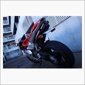 MotoCrazy フェンダーレスキット