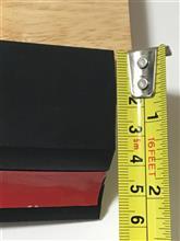 アリオンメーカー・ブランド不明 汎用ウレタンゴム製スポイラー の全体画像