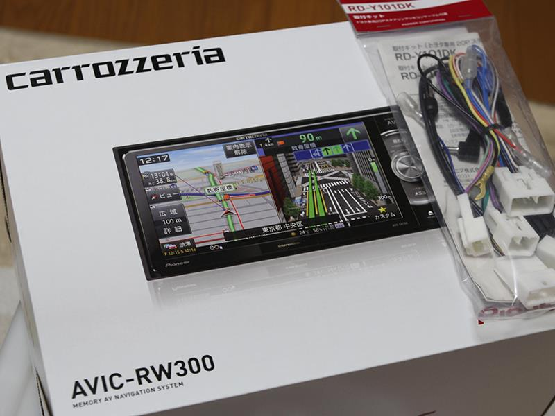 PIONEER / carrozzeria AVIC-RW300