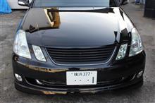 マークIIブリットトヨタ(純正) 純正オプションリップスポイラーの全体画像
