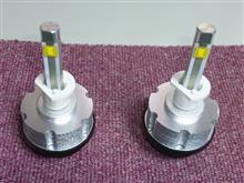 M3 セダンfcl LEDヘッドライト フォグランプ ファンレス(H1 H3 H7 H8 H11 H16 HB3 HB4) fcl【1年保証】の単体画像