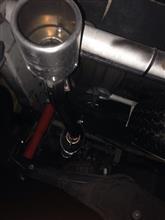 スクラムトラック(株)ヨシムラジャパン Slip-On Oval サイクロン(DA63T用)の単体画像