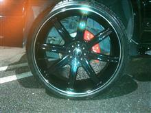 デュランゴINCUBUS 24inch wheelの単体画像