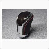 Leather Custom FIRST 純正ATノブ本革化+ステッチ追加