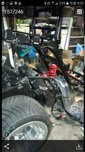 ジャイロ キャノピーYSS 車高UP強化サスペンションの単体画像