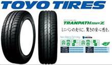 TOYO TIRES TRANPATH mpZ 205/50R17