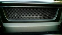 エレメントGRILLCRAFT 2003-2006 HONDA ELEMENT GRILLE UPPER and LOWER INSERT (will not fit SC modell) (Black Finish)の単体画像