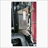 GarageHRS ランエボ4~9 HRSエキマニ チタン遮熱板