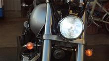 デスペラード400XPHILIPS X3 LED HEADLIGHTKIT H4 Hi/Lo切換式の全体画像