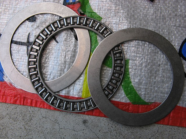 Schaeffler (INA)  汎用スラストベアリング