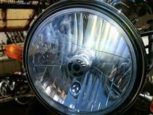 GB250 CLUBMAN (クラブマン)Safego H4 バイク用LEDヘッドライトの単体画像