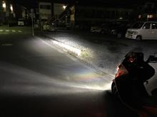 エプシロン250SUPAREE H4 led ヘッドライト Hi/Lo S1 LED ヘッドライトの単体画像